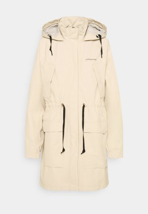 CLARA - Outdoor jacket - light beige