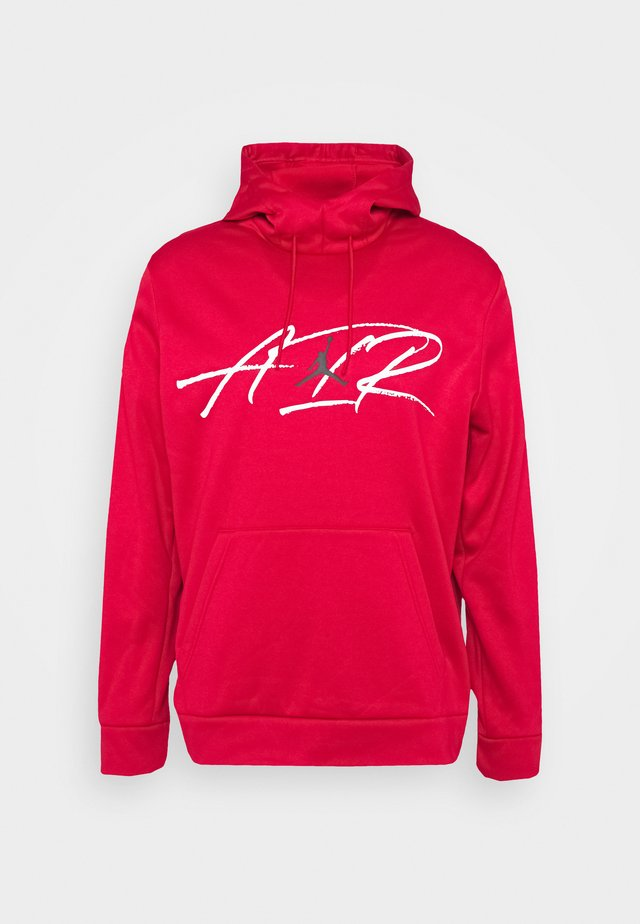 AIR THERMA - Sweater - gym red/black