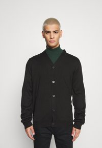 Newport Bay Sailing Club - CARIGAN - Cardigan - black - 0