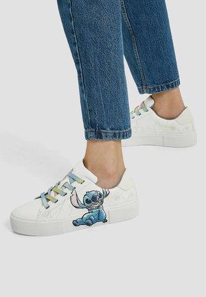 LILO & STITCH - Sneakers basse - white