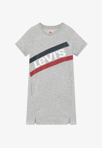 Levi's® - FRENCH - Vestito estivo - light gray heather - 2