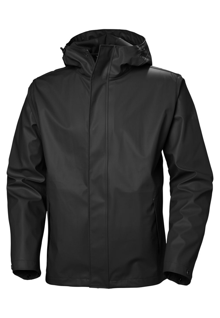 Helly Hansen MOSS JACKET - Veste imperméable - black