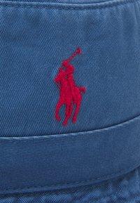 Polo Ralph Lauren - BUCKET HAT UNISEX - Hat - delta blue - 3