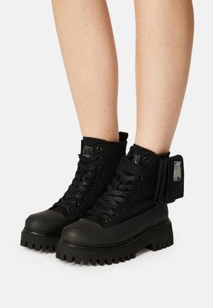 GROOV-Y - Veterboots - black