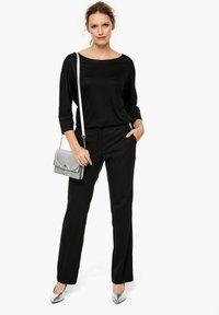 s.Oliver BLACK LABEL - Long sleeved top - black - 1