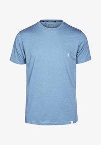 Spitzbub - NORBERT - Basic T-shirt - blue - 0