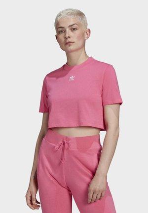 CROPPED TEE - Basic T-shirt - sesopk