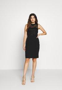 Anna Field Petite - Cocktail dress / Party dress - black - 0