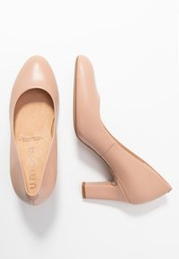 Unisa Wide Fit - UMIS WIDE FIT  - Classic heels - roxe - 3
