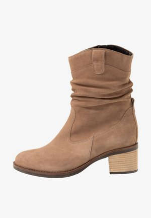 Classic ankle boots - desert