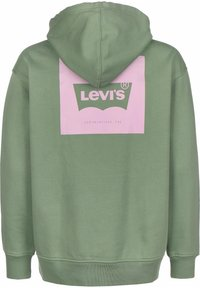 Levi's® - T3 RELAXD GRAPHIC - Luvtröja - hedge green - 1