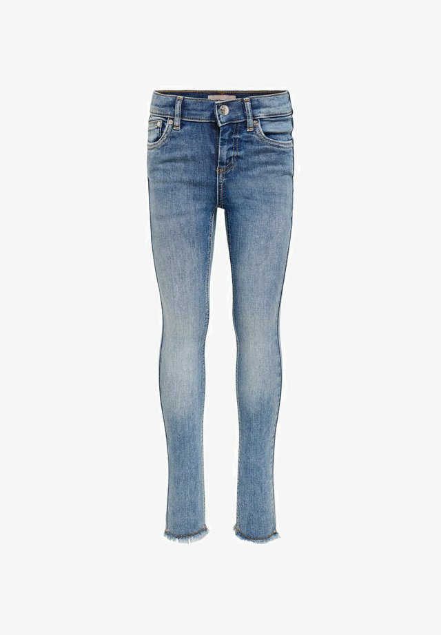 SKINNY FIT - Jeans Skinny Fit - light blue denim