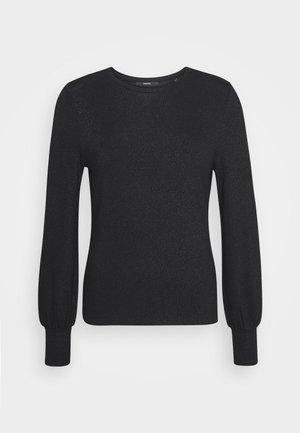 KILDA - Long sleeved top - black