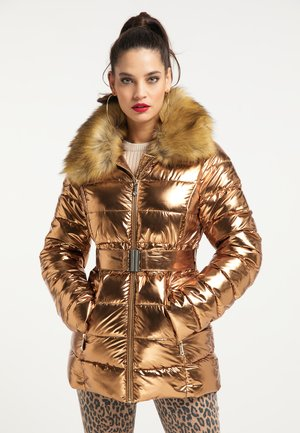 Winter jacket - gold
