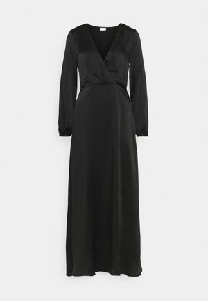 VIFLOATING - Maxi dress - black