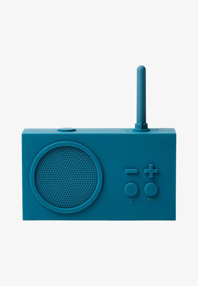Radio - türkis