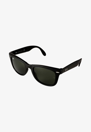 FOLDING WAYFARER - Zonnebril - black