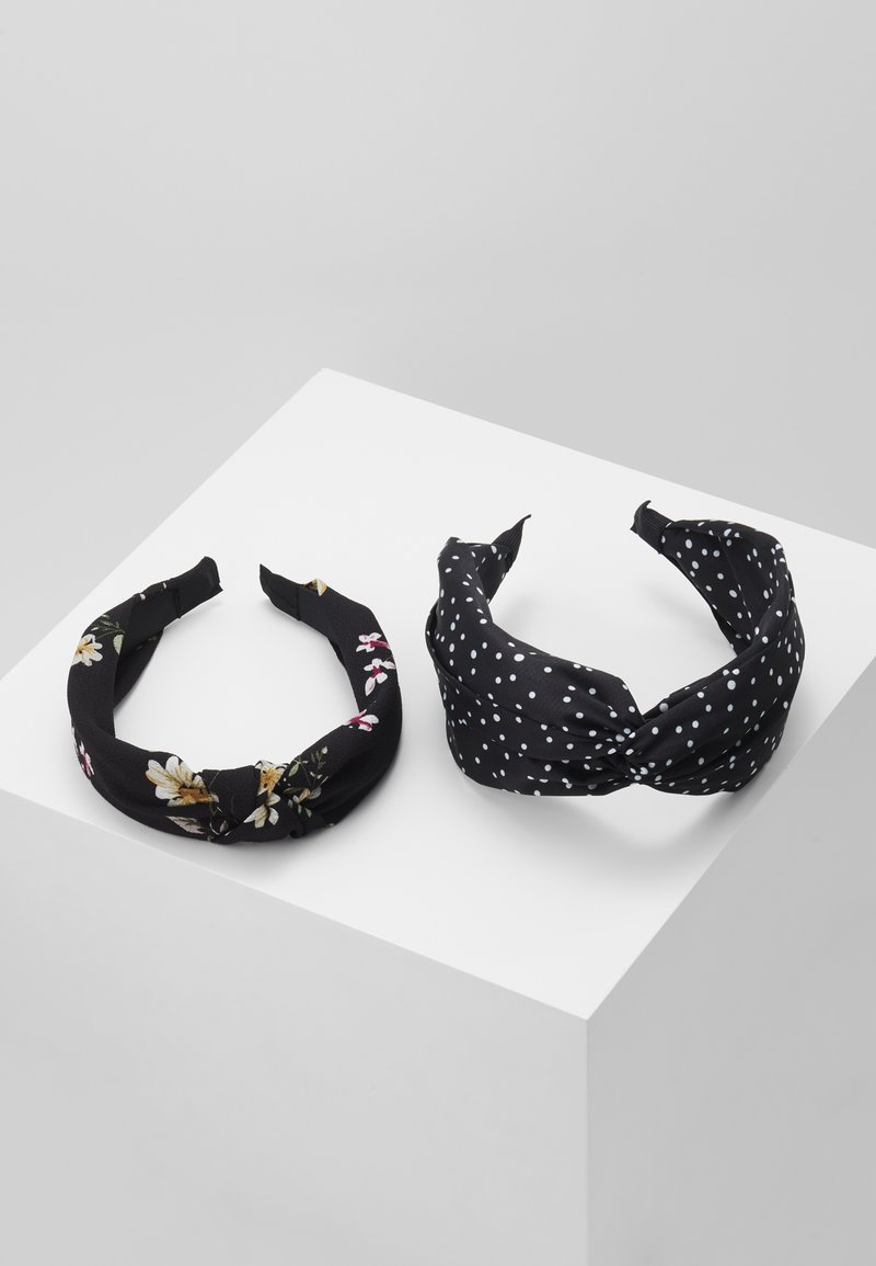 Even&Odd - 2 PACK - Hair Styling Accessory - black