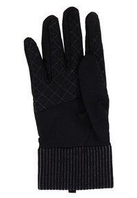 Nike Performance - SPHERE RUNNING GLOVES 2.0 - Guantes - black/silver - 5
