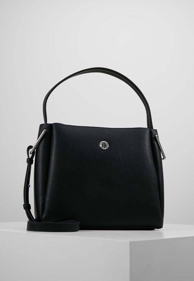 Tommy Hilfiger - CORE SHOULDER BAG - Handväska - black