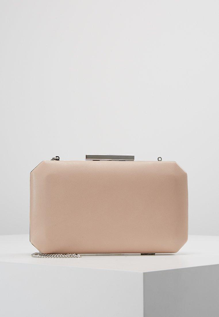 Forever New - TARA GEO BOX - Pochette - nude