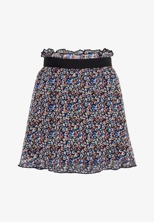 A-line skirt - peacoat