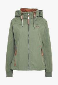 Ragwear - APOLI - Veste légère - dusty green - 5