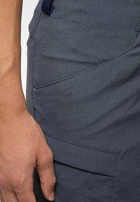 Haglöfs - MID FJELL SHORTS - Shorts - dense blue - 3