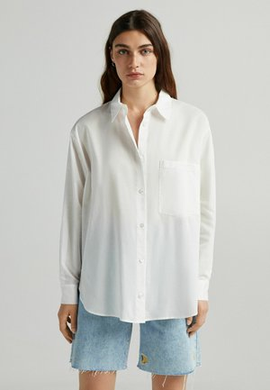 OVERSIZED - Košile - white