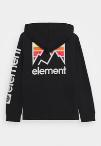 Element - JOINT HOOD BOY - Hoodie - flint black - 1