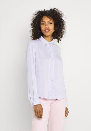 VIDREAMY - Button-down blouse - purple heather