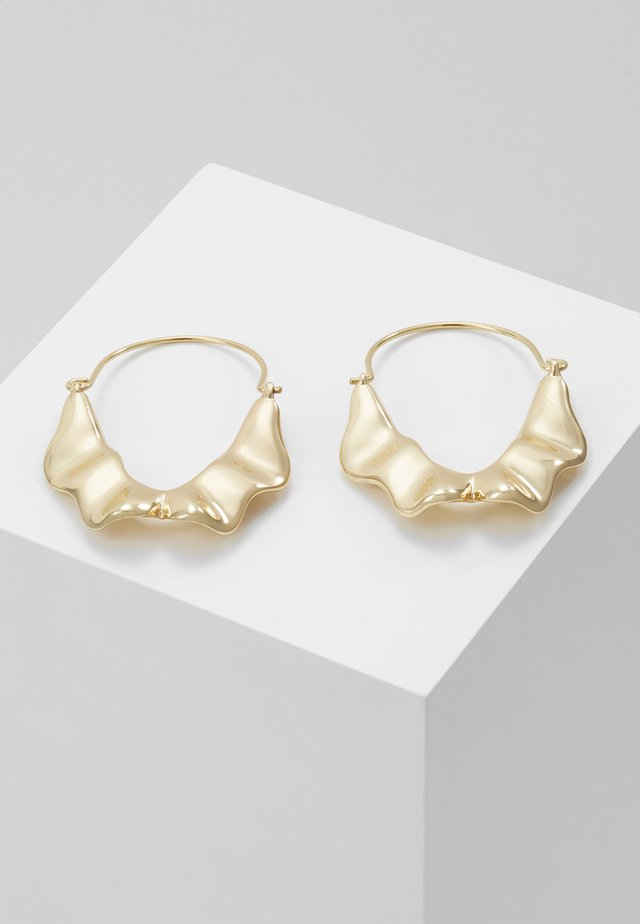 RENSKE - Earrings - gold-coloured