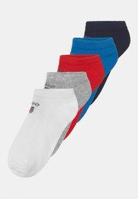 GANT - ORIGINAL SNEAKER 5 PACK UNISEX - Ponožky - multicolor - 0