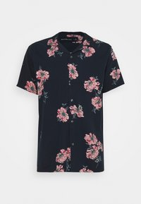 Abercrombie & Fitch - VACA VIBES - Shirt - navy - 5