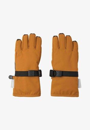 TARTU - Gloves - cinnamon brown