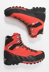 Mammut - KENTO GUIDE HIGH  - Mountain shoes - spicy/black - 1