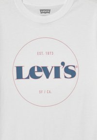 Levi's® - GRAPHIC  - T-shirt med print - white - 2