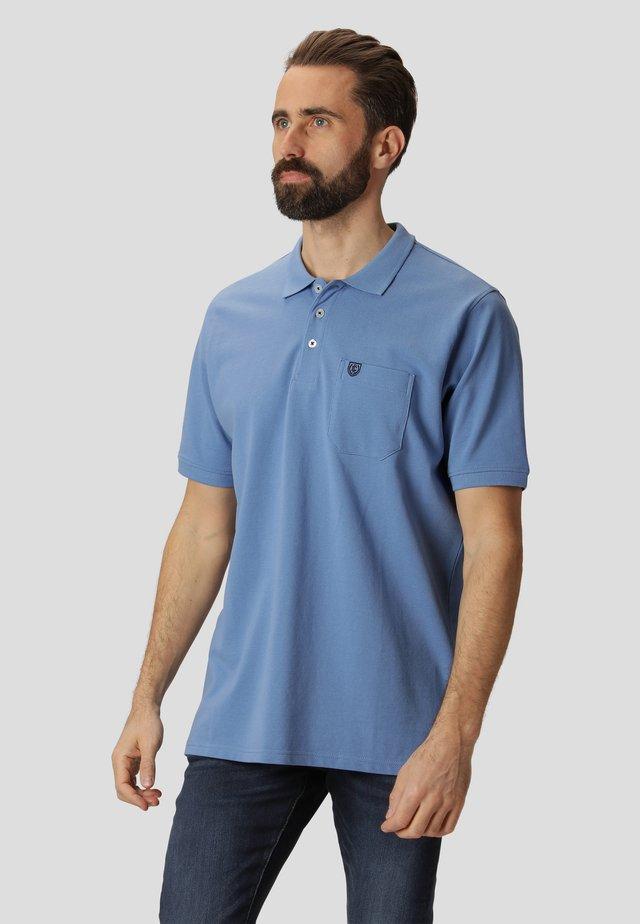 NIELS - Poloskjorter - summer blue