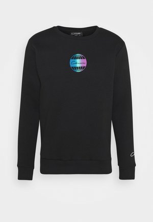GLOBAL CREWNECK - Sudadera - black