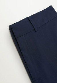 Mango - CIEL - Trousers - donkermarine - 6