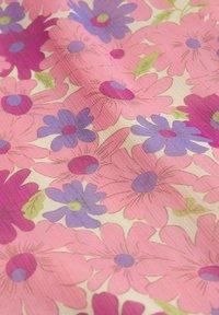 Mango - GEMUSTERTES - Day dress - rosa - 7