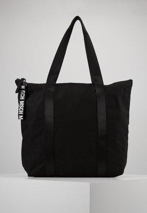 MILENE - Tote bag - black