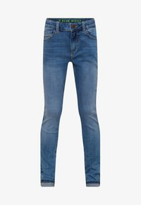 WE Fashion - Jeans Skinny Fit - navy blue - 0