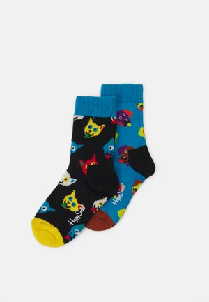 CAT AND DOG 2 PACK - Socks - multicoloured