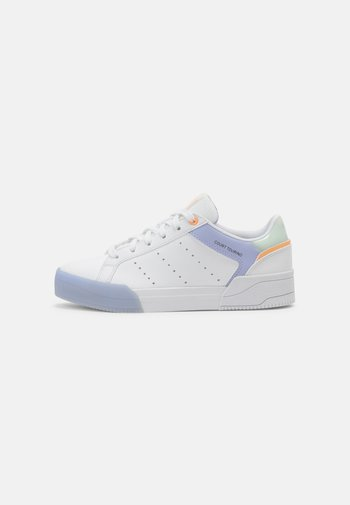 FORUM UNISEX - Trainers - white/violet tone