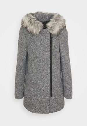 LANGARM - Short coat - light grey