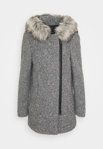 LANGARM - Short coat - light grey