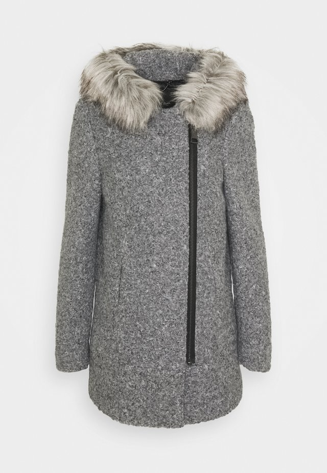 LANGARM - Kort kappa / rock - light grey