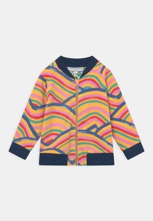 WAVE ZIP THROUGH - Zip-up sweatshirt - multi-coloured