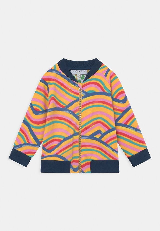 WAVE ZIP THROUGH - Collegetakki - multi-coloured